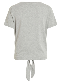 objstephanie maxwell s/s top noos 23029269 object t-shirt light grey melange