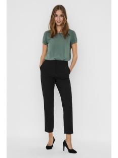 vmnads ss fold up w keyhole blouse 10235460 vero moda t-shirt laurel wreath
