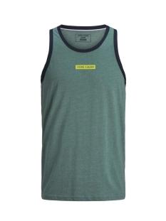 jcoicon tank top 12171428 jack & jones t-shirt north atlantic/slim melan