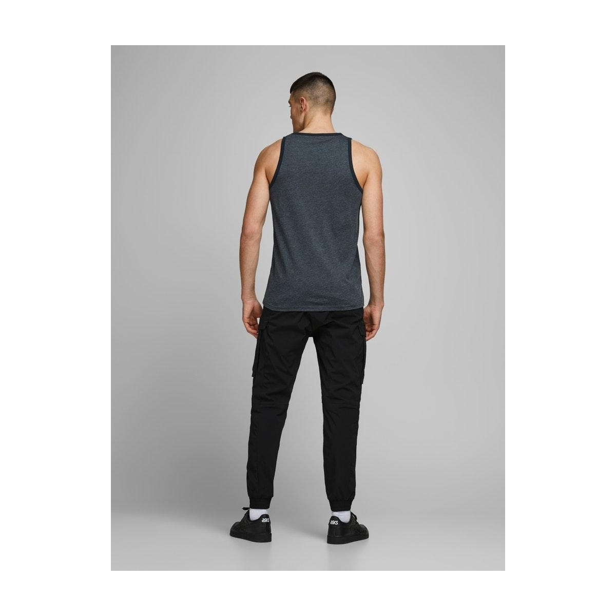 jcoicon tank top 12171428 jack & jones t-shirt sky captain/slim