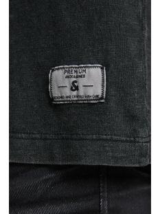jprwayn bla. ss tee v-neck 12170956 jack & jones t-shirt black/reg