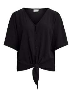 Vila Blouse VIFANCE 2/4 TOP/L 14058757 Black