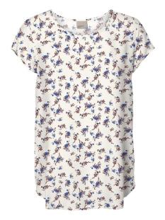 vmboca ss blouse multi aop 10132802 vero moda t-shirt birch/kissey