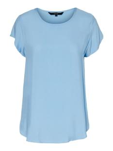 Vero Moda T-shirt VMBOCA SS BLOUSE  COLOR 10104053 PLACID BLUE