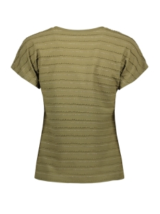 onlmillie s/s glitter top jrs 15199160 only t-shirt martini olive