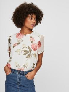 Vero Moda T-shirt VMLUCCA SS TOP WVN CE 10231119 Birch