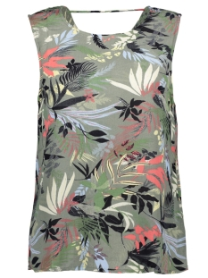 Vero Moda Top VMPHEOBE SL TOP WVN GA 10230651 Laurel Wreath/PHEOBE