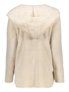 nmbear l/s coatigan 27010270 noisy may vest whitecap gray