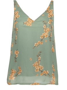 Vero Moda Top VMWONDA MIAMI SINGLET EXP 10225195 Laurel Wreath