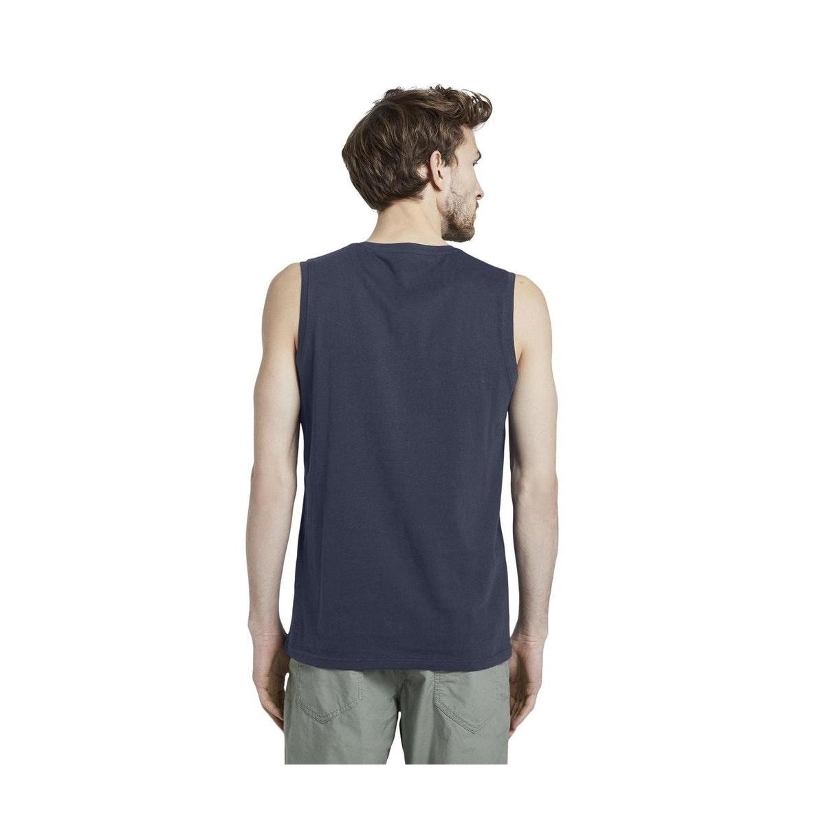 bedrukte top 1018887xx10 tom tailor t-shirt 10334