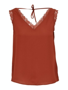 Only Top ONLALICE TOP WVN 15208089 Burnt Henna