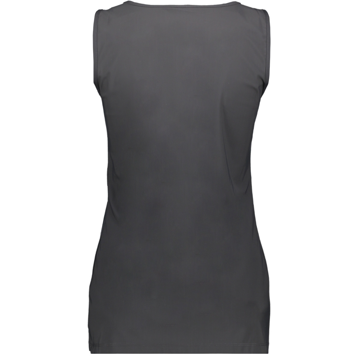 holly travel singlet 201 zoso top charcoal