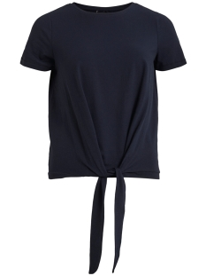 Object T-shirt OBJSTEPHANIE MAXWELL S/S TOP SEASON 23029400 Sky Captain
