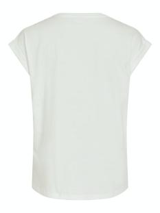 vidulta t-shirt 14061721 vila t-shirt cloud dancer