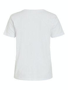 vidulla t-shirt 14061717 vila t-shirt optical snow