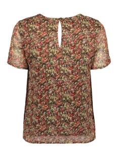 vmkay ss top wvn rpt 10232207 vero moda t-shirt ivy green/janey
