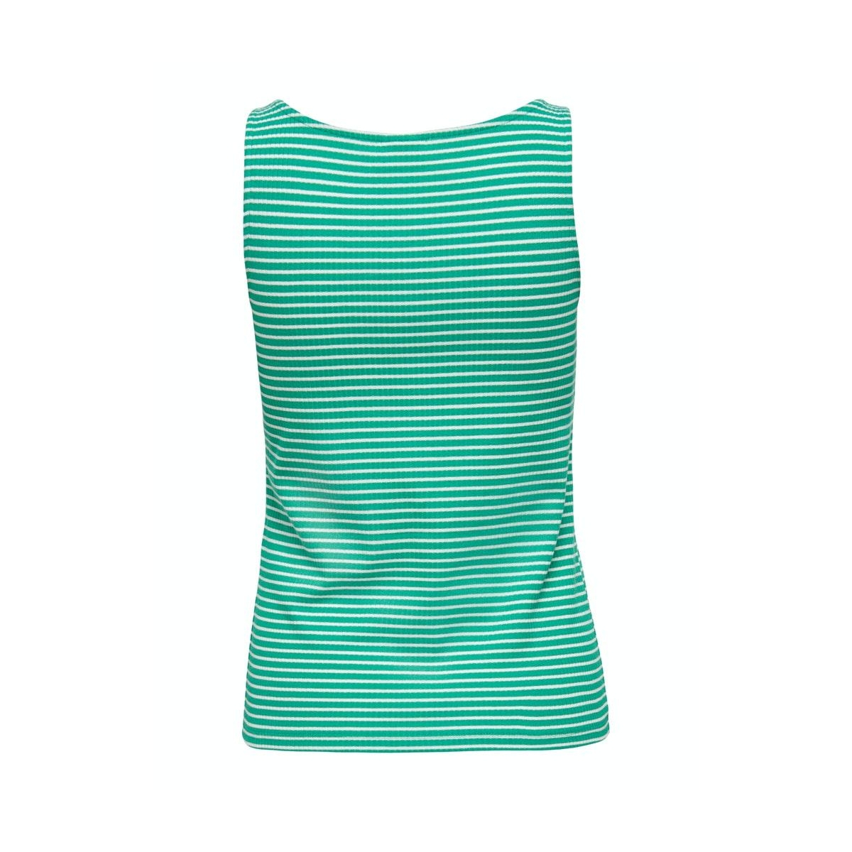 jdynevada life button tank top jrs 15199215 jacqueline de yong top sea green/cloud danc