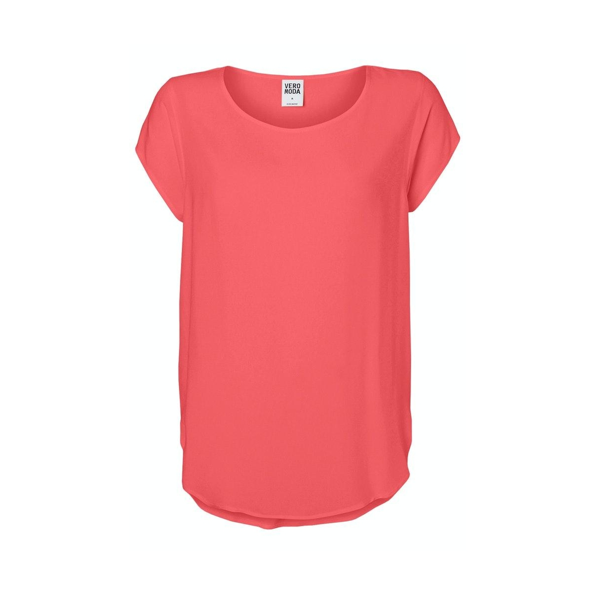 vmboca ss blouse  color 10104053 vero moda t-shirt dubarry