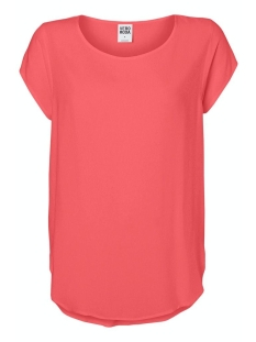 Vero Moda T-shirt VMBOCA SS BLOUSE  COLOR 10104053 DUBARRY