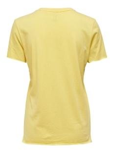 onlkita life reg s/s fruit top box 15203624 only t-shirt pineapple slice/banana
