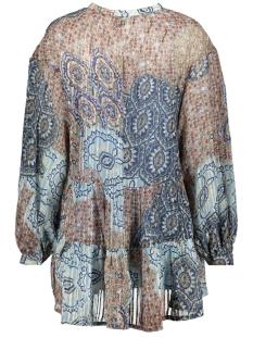 vmvamma l/s tunic sb5 10237933 vero moda tuniek placid blue/vamma
