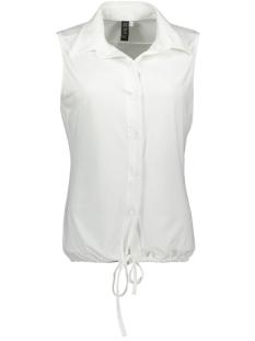 top 3694 iz naiz blouse off white