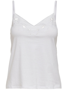 Only Top ONLTHERESA LIFE S/L TOP JRS 15204310 Bright White