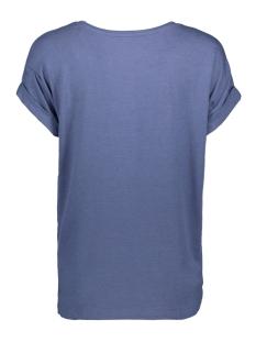 onlmoster s/s o-neck top noos jrs 15106662 only t-shirt vintage indigo