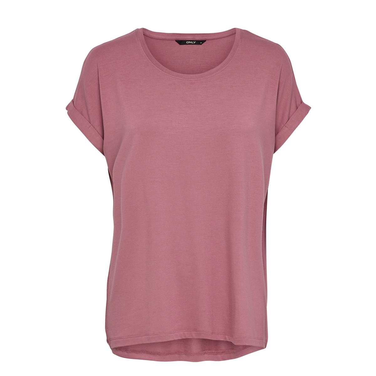 onlmoster s/s o-neck top noos jrs 15106662 only t-shirt mesa rose