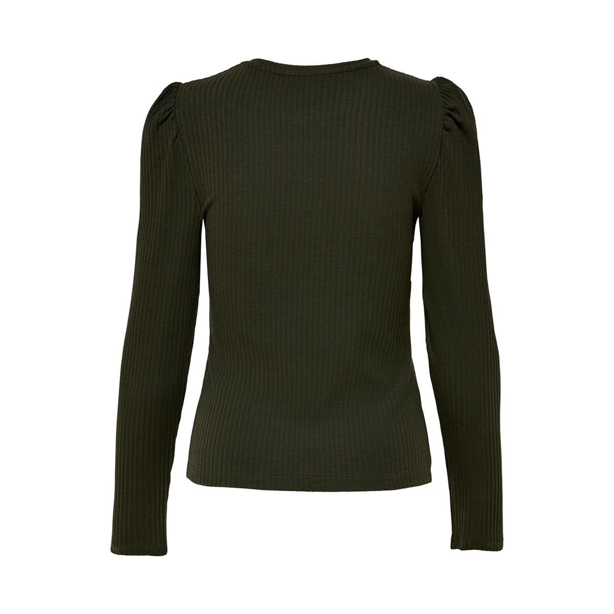 onlemma l/s puff top jrs 15222328 only t-shirt forest night