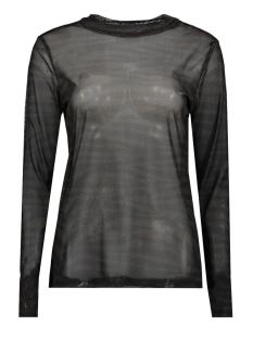 Geisha T-shirt T SHIRT 03717 20 Black/Sand Combi
