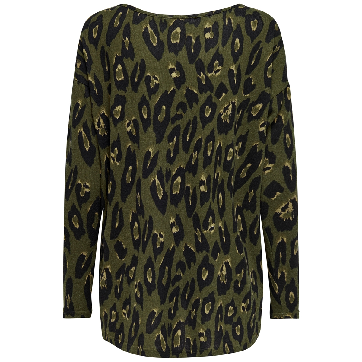 onlelcos 4/5 aop top jrs noos 15144286 only t-shirt forest night/capetown