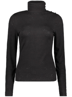 Object T-shirt OBJEVERY L/S TOP 110 23033317 Black