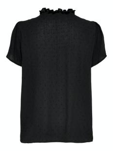 Jacqueline de Yong T-shirt JDYLIMA LIFE S/S TOP WVN 15207809 Black