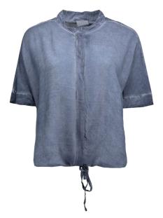 vmaby wide shirt dnm v 10156163 vero moda blouse ombre blue