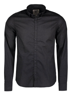 Garcia Overhemd X61030 1793 Raw Black