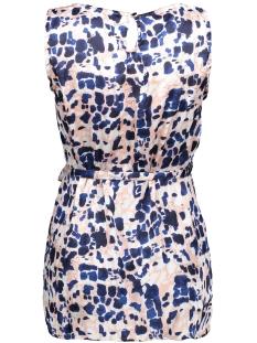 mlyoko sl woven top 20006253 mama-licious positie shirt navy blazer
