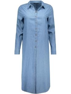 Only Blouse onlNOVA MID BLUE CB LONG SHIRT WVN 15121639 Medium blue denim