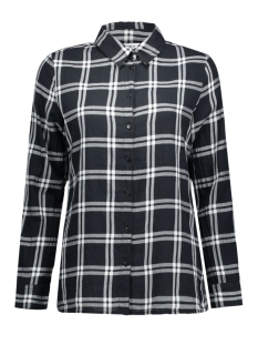 Only Blouse onlSTOCKHOLM CICI L/S SHIRT NOOS WV 15109947 Black/Black and White