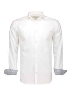 jprtim shirt l/s noos 12108806 jack & jones overhemd white