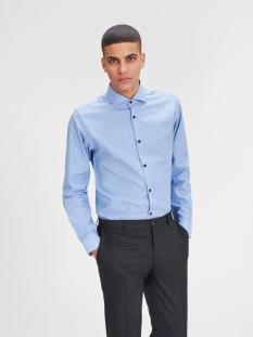 jprtim shirt l/s noos 12108806 jack & jones overhemd cashmere blue