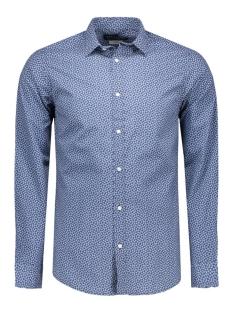 Jack & Jones Overhemd JPRNEWCASTLE SHIRT L/S PLAIN 12108895 navy blazer