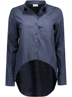 NMCANA  L/S HIGH LOW SHIRT 5 10159889 Total Eclipse