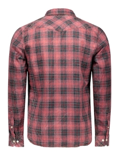 s61028_men`s shirt ls 1699 garcia overhemd 1699 kings red