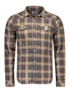 Garcia Overhemd S61028_men`s shirt ls 1927 1927 wood