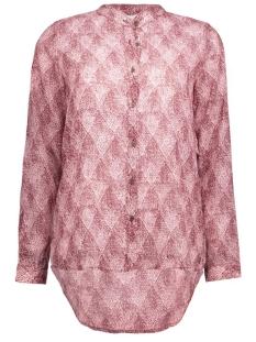 t60236 garcia blouse 1952 burgundy red