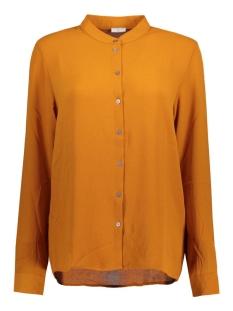 jdywave l/s shirt wvn 15121468 jacqueline de yong blouse pumpkin spice