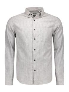 Only & Sons Overhemd onsSTEEN L/S SHIRT NOOS 22004262 Light Grey Melange