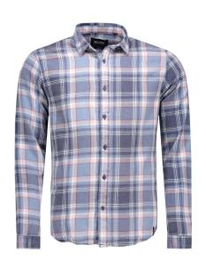 onsandrew ls shirt 22004457 only & sons overhemd dress blues