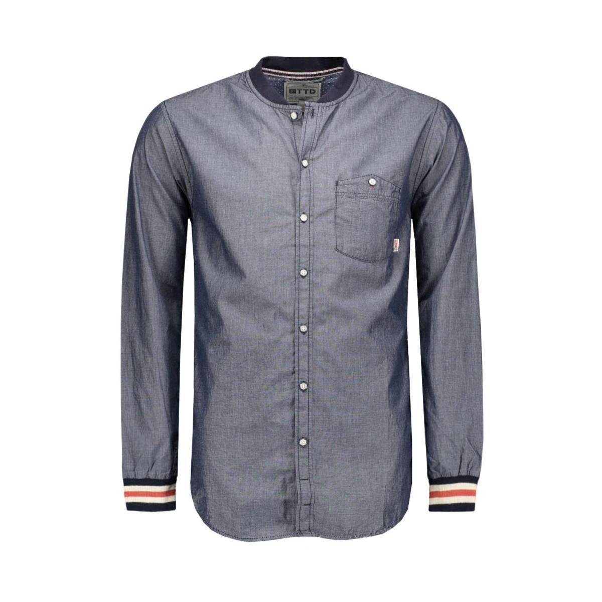 2032412.00.12 tom tailor overhemd 6576